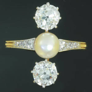 Antique Victorian rings between $5000 and $10000