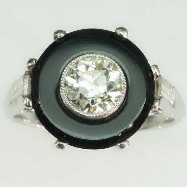 Antique jewelry with color black up to $15,000