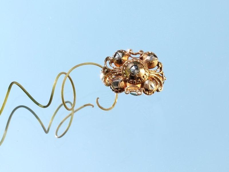 Antique Baroque Diamond Ring