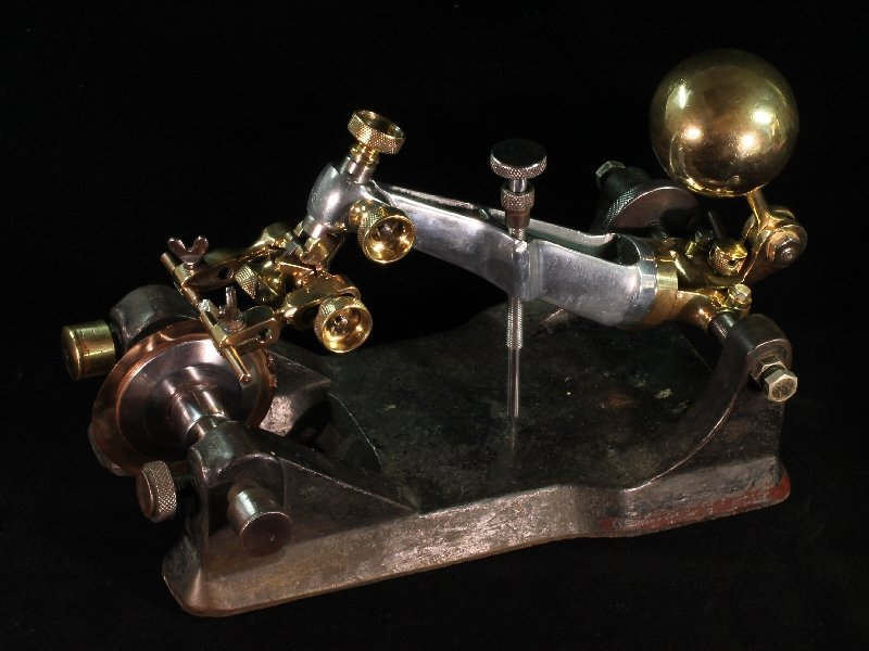 Diamond polishing tools through the centuries, from Adin's private tool collection. Adin antique and estate jewelry is to be found at www.adin.be