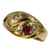 Antique rings between $1000 and $2500