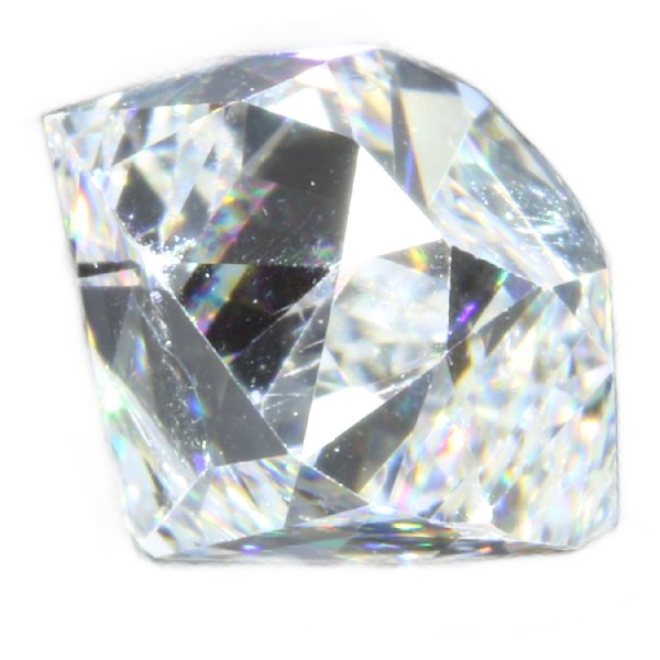 Click the picture to get to see this Peruzzi cut diamond - one of the first models of brilliant cut mid 17th Century.
