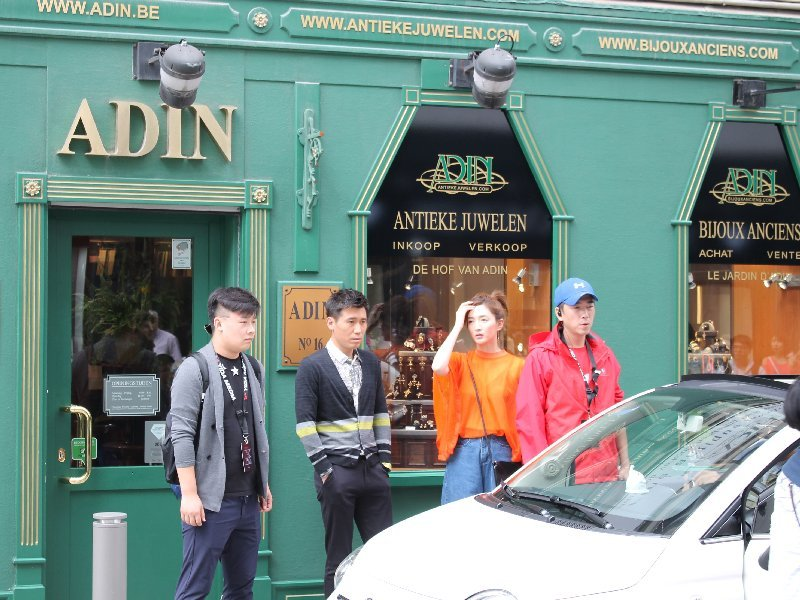 Film Location Chinese series Mr.Right: Adin Antique Jewellery