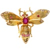 Antique brooches between $1000 and $2500