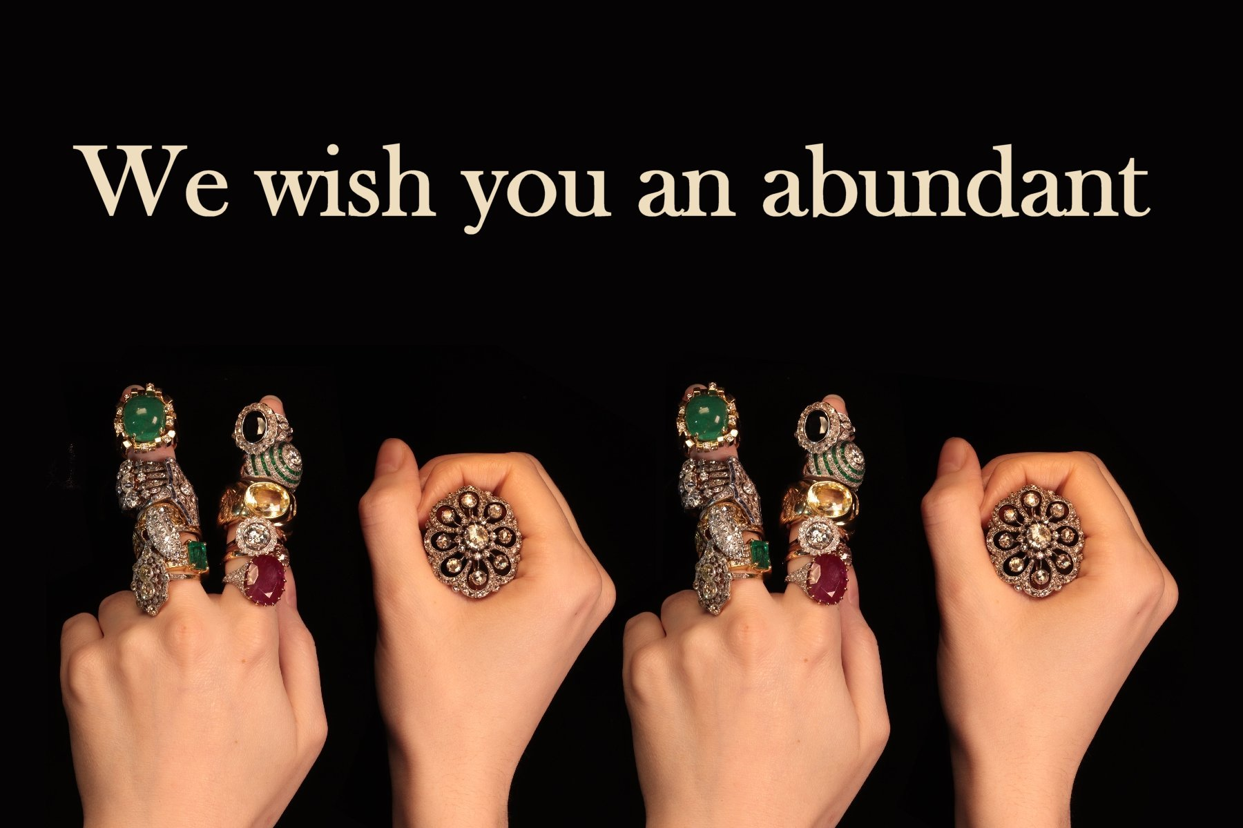 Click the picture to get to our antique jewellery collection.